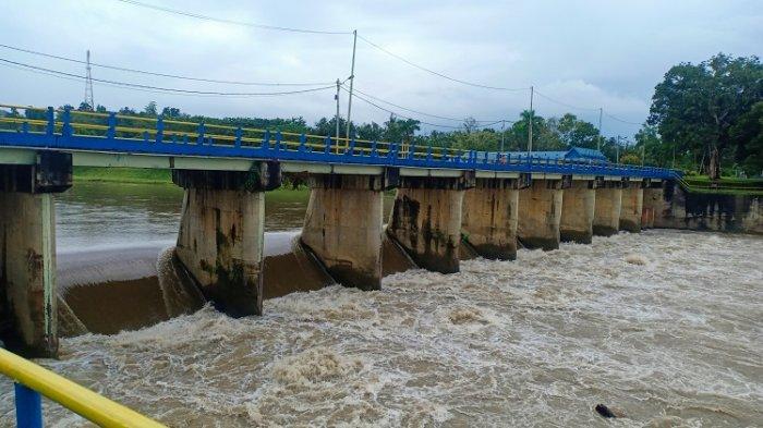 Bendung Wawotobi Kabupaten Konawe Bakal Direnovasi, Gunakan Anggaran Rp500 Miliar