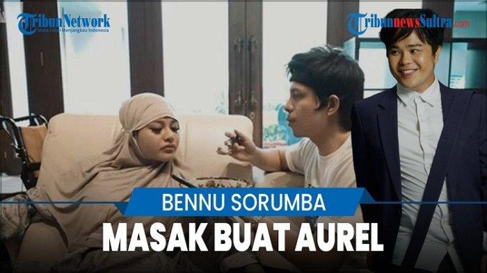 Cerita Bennu Sorumba, MUA asal Sultra Bikin Sinonggi Request Aurel Hermansyah yang Lagi Ngidam