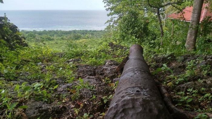 Benteng Patua di Pulau Tomia Wakatobi, Peninggalan Sejarah di Masa Penjajahan Belanda