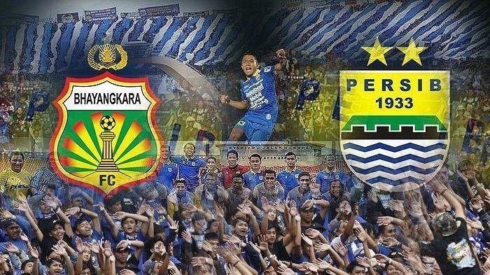 Prediksi Bhayangkara FC vs Persib Bandung BRI Liga 1 2021, 5 Pemain Maung Bandung Absen, 3 Terancam