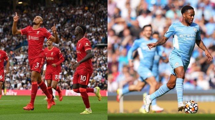 Hasil Imbang Liverpool vs Manchester City Liga Inggris Tadi Malam Salah Disebut Pemain Terbaik Dunia