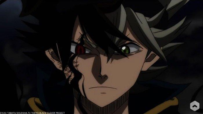 Asta salah satu karakter dalam Anime Black Clover.