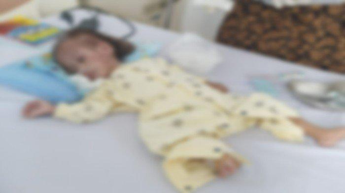 Bocah Fahril Asal Buton Melawan Tumor Otak, Hidrosefalus, dan Gizi Buruk Kini Butuh Bantuan di RS!