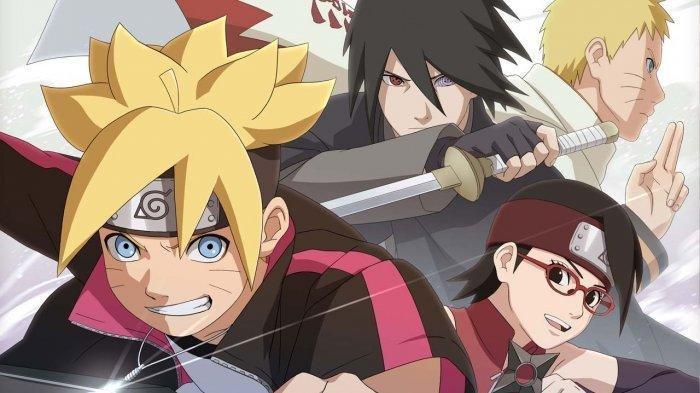 Jadwal Tayang & Spoiler Boruto Episode 220: Gaara-Naruto Siap Bunuh Boruto, Sasuke Mendebat