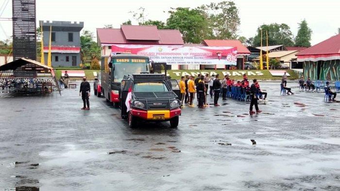 30 Personel Brimob Polda Sultra Bakal Dikirim ke Papua, Jadi Pasukan Pengamanan PON XX Papua 2021