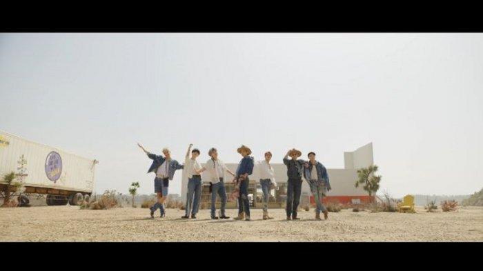 BTS Rilis Official Teaser Permission to Dance, Trending di YouTube, Bakal Diluncurkan 9 Juli 2021