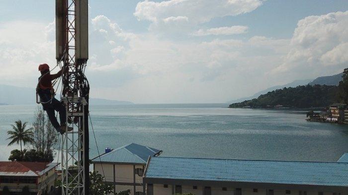 XL Axiata Pastikan 70 Desa di Sekitar Danau Toba Kini Terlayani Jaringan 4G, Ditopang Ratusan BTS