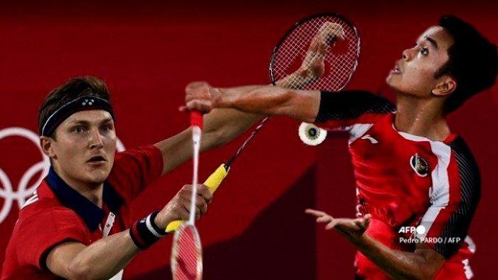 Link Nonton Live Streaming TVRI Piala Sudirman 2021 Siang Ini: Indonesia vs Denmark Pukul 14.00 WIB