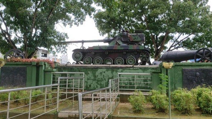 Mengenal AMX-13, Tank Buatan Prancis, Ikon Bundaran Anduonohu di Kota Kendari