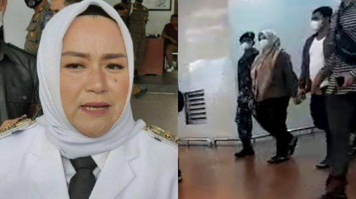 Tiba di Jakarta, Bupati Koltim Andi Merya Nur dan Suami Sempat Masuk Toilet Bandara Soekarno Hatta