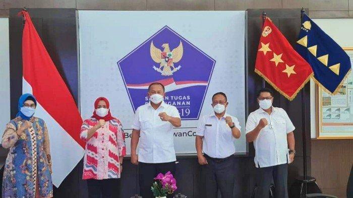 Pemda Kolaka Timur Keciprat Dana Rehabilitasi dan Rekonstruksi dari BNPB