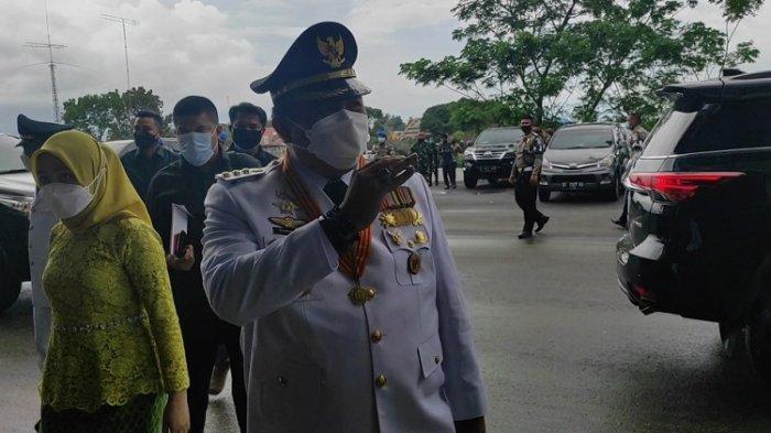 Rusman Emba Prioritas Perbaikan Infrastruktur Jalan, Bangun Pabrik Jagung, Setelah Resmi Dilantik