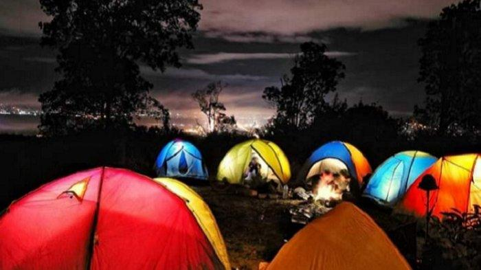 Melihat Pesona Kota Kendari dari Puncak Amarilis, Rekomendasi Tempat Camping di Akhir Pekan