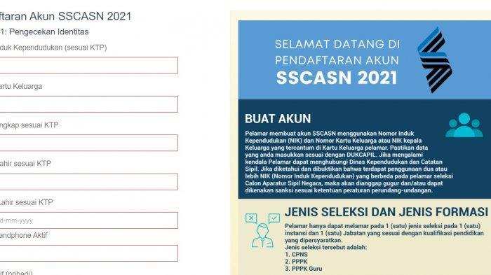 Rincian Formasi Jabatan CPNS Buton Utara 2021 dan PPPK, Kualifikasi, Tata Cara Pengiriman Berkas