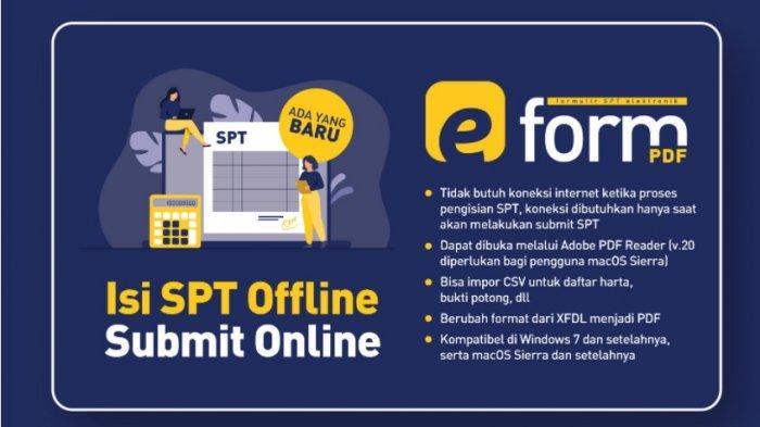 Lengkap, berikut cara mengisi SPT Tahunan Online 2021, login djponline.pajak.go.id hingga 31 Maret 2021.