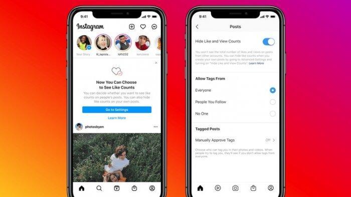 Ini Cara Sembunyikan Jumlah Like pada Unggahan Orang Lain dan Diri Sendiri di Instagram & Facebook
