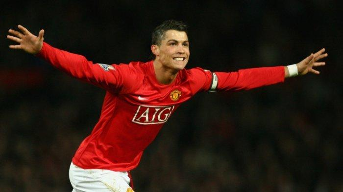 Cristiano Ronaldo Pakai Nomor 7, Cavani Pakai 21, Manchester United Minta Dispensasi