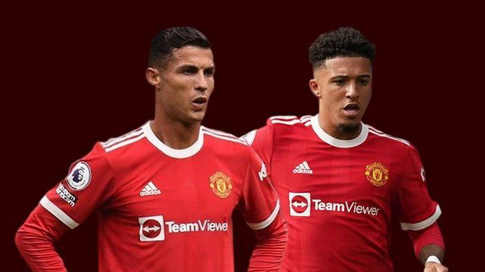 Eks Liverpool Sebut Sancho Menderita Gegara Ronaldo, Bandingkan Laku Manchester United & Man City