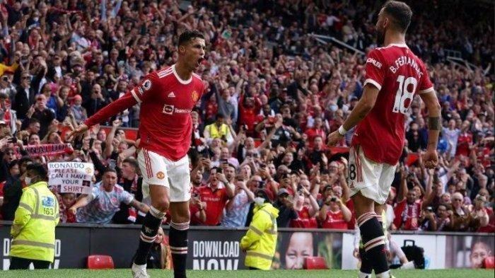 SEDANG BERLANGSUNG - MU vs Aston Villa, Berikut Link Nonton Live Streaming, Ronaldo-Bruno Dimainkan