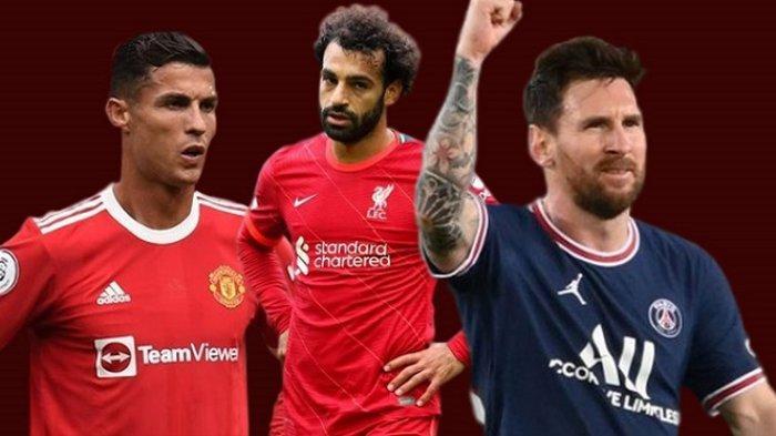 Eks Liverpool: Mohammad Salah Terbaik Saat Ini, Ronaldo dan Messi Kalah