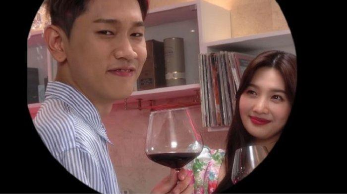 Profil Crush, Penyanyi R&B Korea Selatan, Berpacaran dengan Joy Red Velvet, Trending Twitter