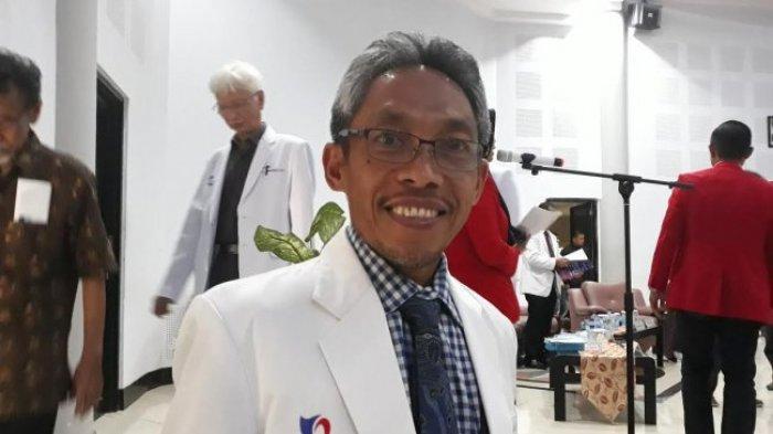 Dekan Fakultas Kedokteran Unhas Prof Budu