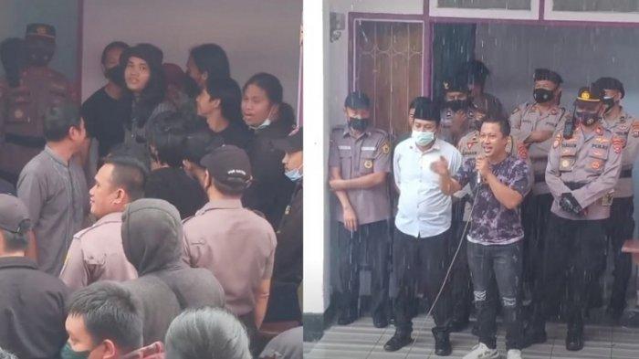 Mahasiswa dan Alumni Teknik Unilaki Berunjuk Rasa Protes Surat DO, Minta Wakil Rektor III Dicopot