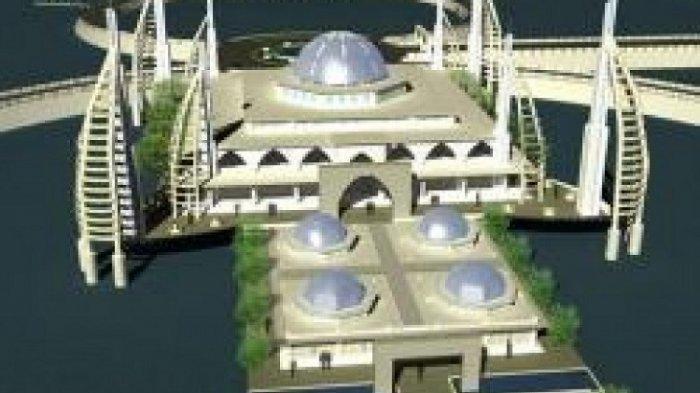 Desain Masjid Al-Alam