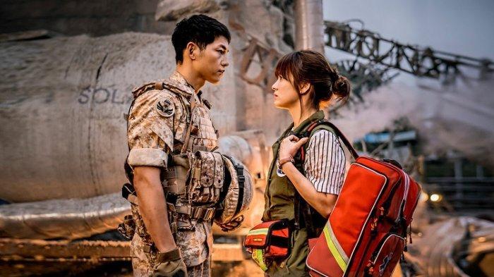 7 Original Soundtrack Descendants of the Sun, Drama yang Dibintangi Song Joong Ki dan Song Hye Kyo