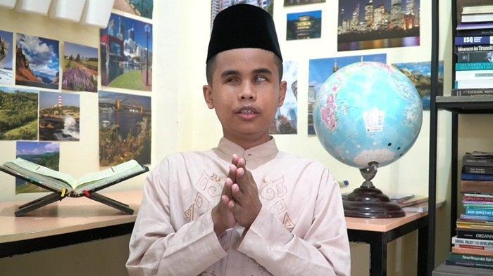 Dion Saputra, Remaja Difabel asal Baubau Bakal Tampil di Da'i Spesial Indonesia, Disiarkan INews TV