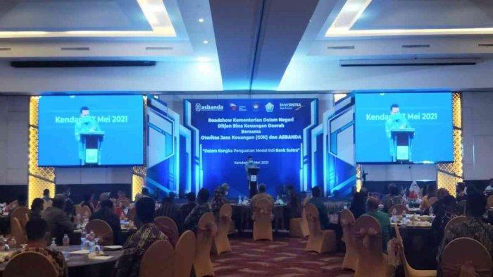 Dirut Abdul Latif Sebut Bank Sultra Mengarah ke Digitalisasi Perbankan, Hadirkan Mobile Banking
