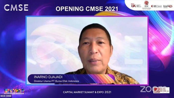 Bursa Efek Indonesia Genjot Milenial Berinvestasi, Tambah Jumlah Investor Pasar Modal