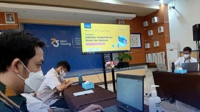 DJPb Sultra Gandeng BPS Gelar FGD, Sosialisasi Aplikasi Syantik Guna Implementasi Satu Data
