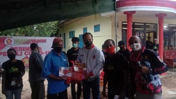 Bantuan DPC Partai Gerindra
