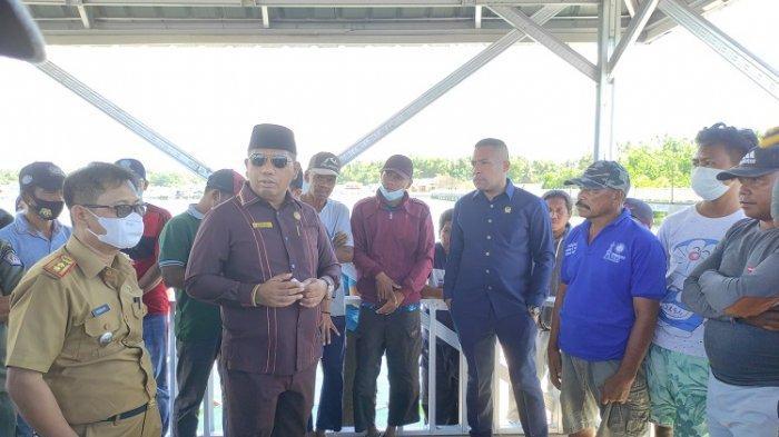 Kroscek Keluhan Warga, DPRD Kota Kendari Kunjungi Karamba di Bungkutoko