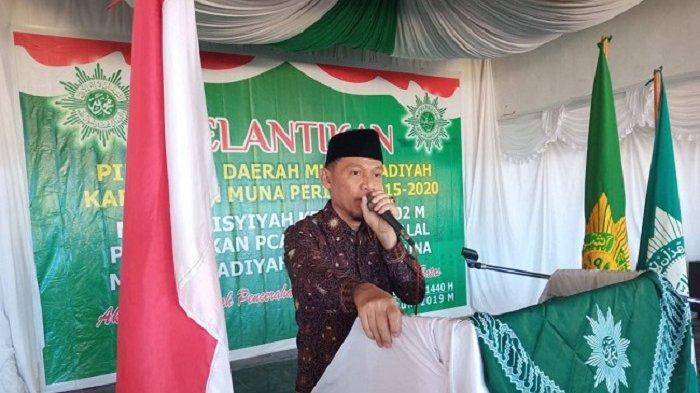 Kabar Duka, Mantan Bupati Muna dr LM Baharuddin Meninggal Dunia di Rumah Sakit Kota Makassar