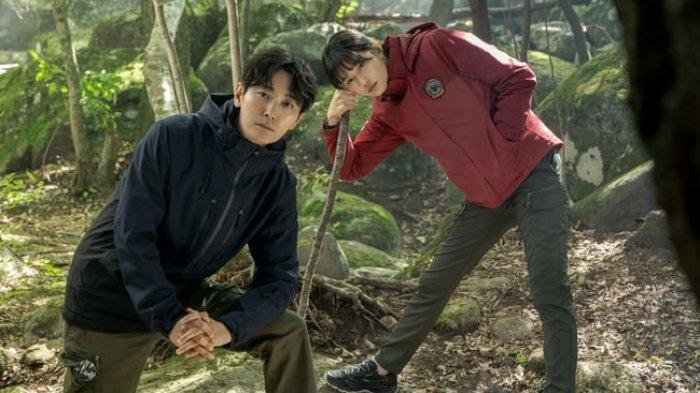 Sinopsis Drama Korea Jirisan: Petualangan Jun Ji Hyun dan Joo Ji Hoon Jadi Penjaga Hutan