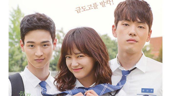Tayang di NET TV, Berikut Deretan Fakta Menarik Drama Korea School 2017