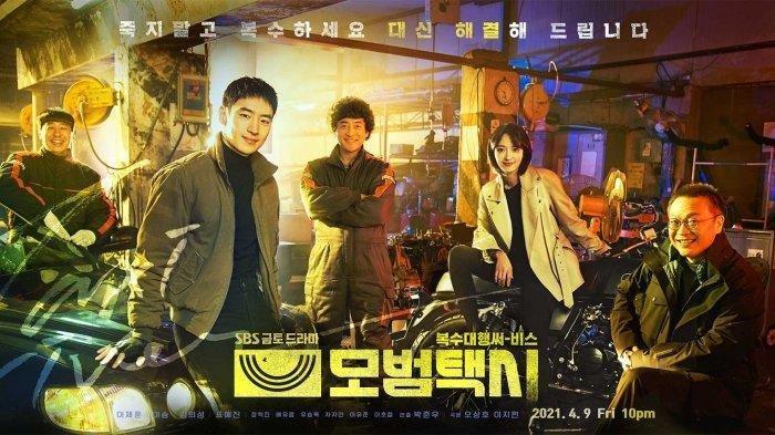 Sinopsis Drama Korea Taxi Driver, Dibintangi Lee Je Hoon, Esom, dan Pyo Ye Jin
