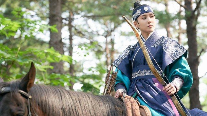 Sinopsis Drama Korea The King's Affection: Kisah Park Eun Bin Menyamar Jadi Putra Mahkota
