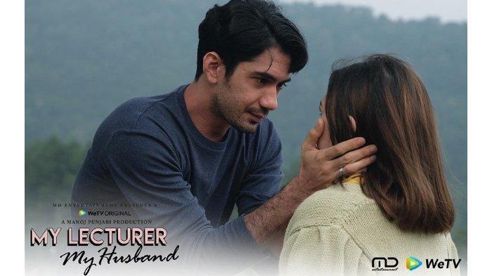 Sinopsis Drama 'My Lecturer My Husband': Dibintangi Reza Rahadian dan Prilly Latuconsina