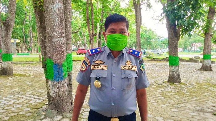 Kepala Dinas Perhubungan Kabupaten Konawe, Drs Nuriadin.