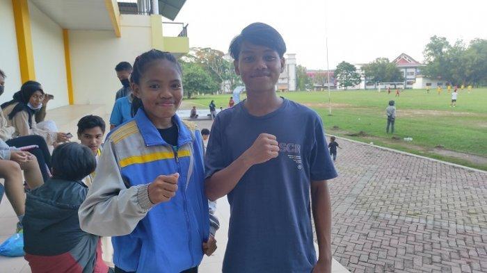 Dua Pelajar Baubau Sapu Medali dari Cabang Atletik Popda II Sultra