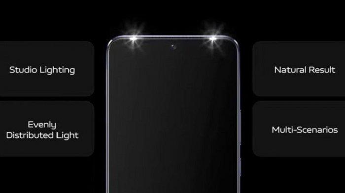 Dual Selfie Spotlight Vivo V21 5G