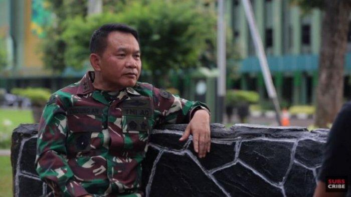 Jualan Buatan Ibunya Dulu Ditendang Anggota TNI, Ini Profil Dudung Abdurachman Kini Jadi Pangkostrad