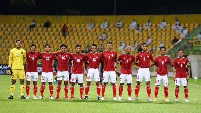 Taiwan Vs Indonesia Leg 2 Play Off Kualifikasi Piala Asia 2023, Garuda Menang Huni Pot 4, Daftarnya