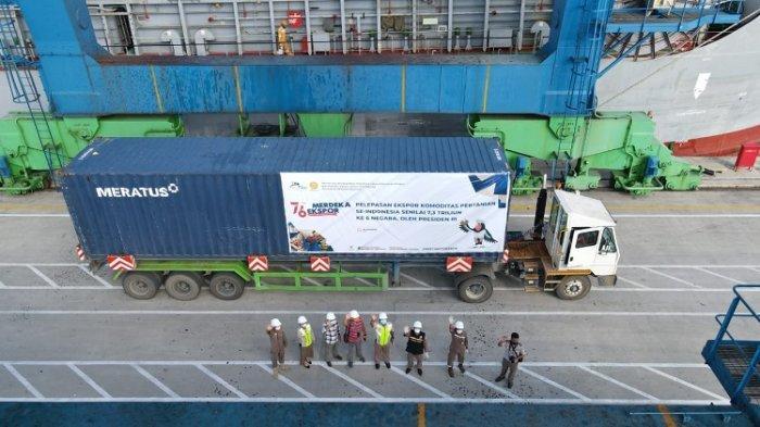 Komoditas Pertanian Sultra Diekspor ke Mesir dan Arab Saudi, Nilainya Capai Rp3,98 Miliar