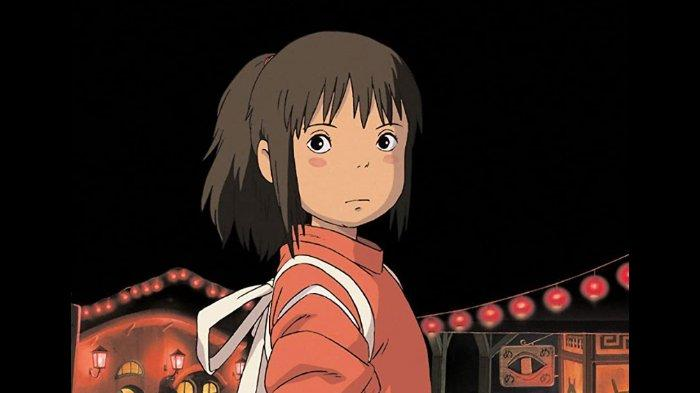 Sinopsis Film Anime Spirited Away, Kisah Petualangan Chihiro di Dunia Magis