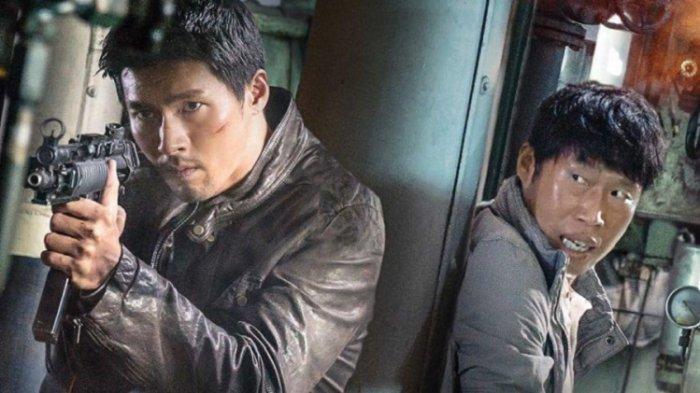 Sinopsis Film Korea Confidential Assignment, Aksi Mengejar Buronan Pemalsu Uang, Dibintangi Hyun Bin