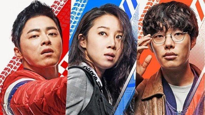 Sinopsis Film Korea Hit and Run Squad: Aksi Gong Hyo Jin di Tim Investigasi Tabrak Lari